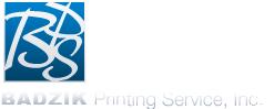 Badzik Printing Service, Inc